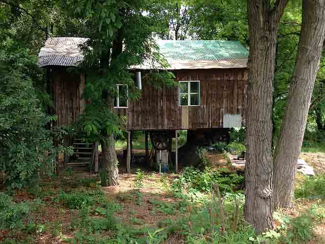 Permis de construire une cabane for Construire une cabane pour enfant