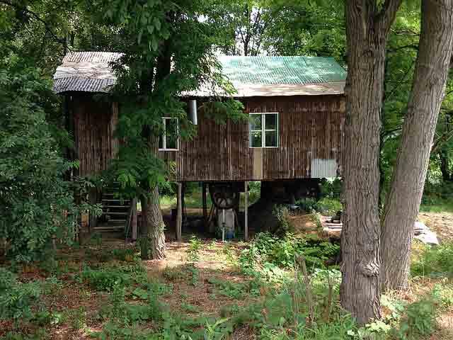 Permis de construire une cabane - Construire une cabane dans un arbre ...